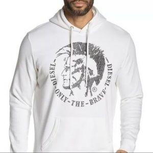 Diesel men's hoodie